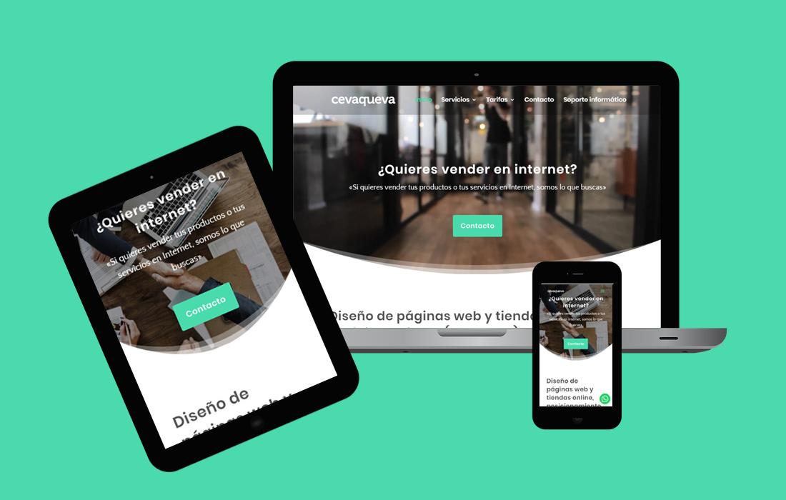 Diseño web en Dos Hermanas